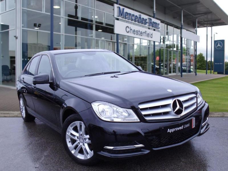 2013 Mercedes Benz C Class C200 Cdi Blueefficiency