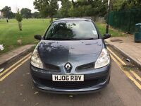 RENAULT CLIO 1.6 VVT EXPRESSION 5DR AUTO. 2006. LOW MILEAGE.BARGAIN. CARDS PAYMENT WELCOME (SOLD)