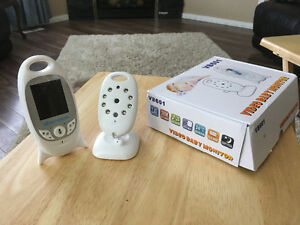 Color Video Baby Monitor