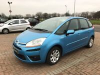 2010 CITROEN C4 PICASSO VTR+HDI FINANCE & WARRANTY ***GOOD CONDITION!not zafira,sharan,altea,c max