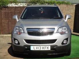 2013 Vauxhall Antara 2.2 CDTi Exclusiv 5dr
