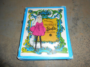 1960s Barbie Doll Case