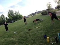 FUN Boot Camp in the Park!