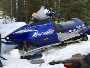 2002 700 Mountain Max Triple