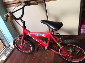 Boys 12inch bike