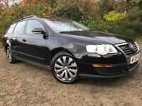 *3 MTHS WARRANTY*2009(09)VW PASSAT 2.0 TDI BLUEMOTION TECH CR 5DR 69K*