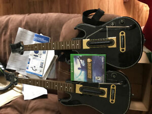 Guitar Hero Live with 2 Guitars