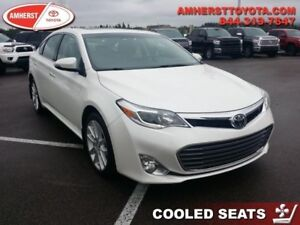 2015 Toyota Avalon Limited  - Leather Seats -  Cooled Seats - $2