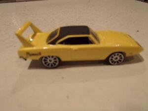 3 Hot Wheels 1970 Plymouth Superbird 1:64 scale diecast car. Loo Sarnia Sarnia Area image 2