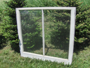 Wood Frame Vintage Windows For Sale