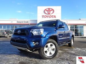 2015 Toyota Tacoma LIMITED EDITION TEAM TRAILTRD MANUAL DBL CAB