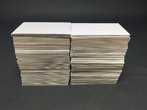 1000 used comic boards