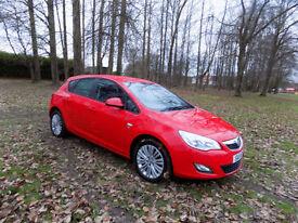 Vauxhall/Opel Astra 1.6i 16v VVT ( 115ps ) 2011MY Excite netherton cars