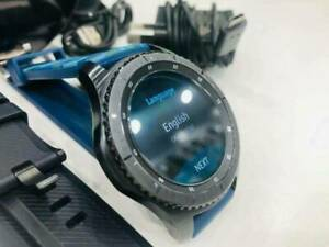 SAMSUNG GEAR S3 FRONTIER 32.9mm TAX INVOICE WARRANTY Surfers Paradise Gold Coast City Preview