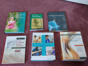 Practical Nursing Textbooks { two books still available!}FROM