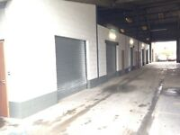 BUSINESS/SELF STORAGE UNITS /OFFICE/WORKSHOPS TO LET CANTON CARDIFF AREA