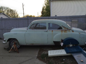 1952 pontiac in great condition,
