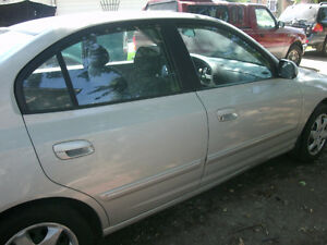 2006 Hyundai Elantra sil. Sedan Kawartha Lakes Peterborough Area image 5