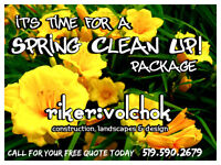 SPRING CLEAN UP ! PACKAGES : Quality Services-Best Rates