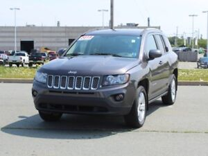 2015 JEEP COMPASS North with Heated Seats and a Back Up Camera!!