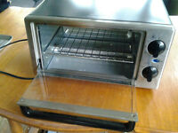 PC toaster oven