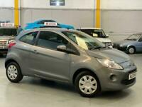 2013 Ford KA 1.2 Edge 3dr+ONLY 1 LADY OWNER FROM NEW+2 KEYS+FSH+9 STAMPS+PX HATC