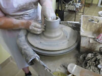 Pottery Workshop + 6-week Courses