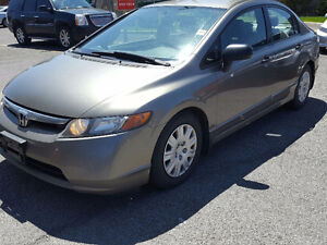 2006 Honda Civic Certified Etested