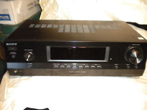 Sony DH130 AM/FM Stereo Receiver