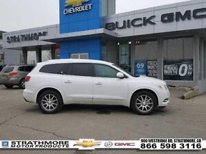 2016 Buick Enclave Leather-Dual Sunroof-Blind spot detection-Pw