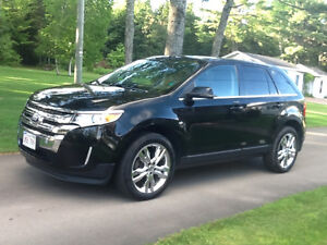 2012 Ford Edge SUV, LIMITED