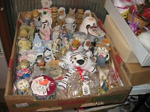 KNICK KNACKS .25 EACH OR 6 FOR $1