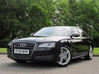 2010 Audi A8 3.0 TDI SE Executive Saloon 4dr Diesel Tiptronic Quattro (174