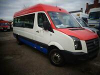 vw crafter mini bus spares/repair/export