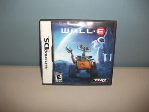Jeu WALL E  de Disney (Nintendo DS)