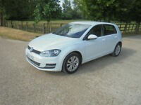 Volkswagen Golf 1.6TDI ( 105ps ) ( s/s ) 2014MY SE 5DR