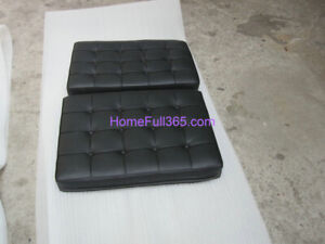 Barcelona Chair Replacement Cushions and Straps