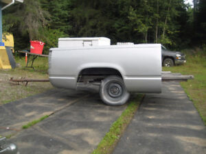 chevrolet  truck box  88 to 98 6.7ft.