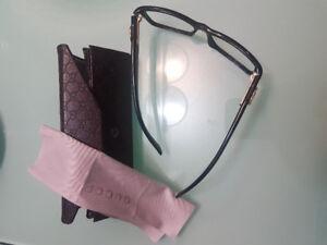 Gucci frame reading glasses