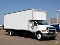 Reputable Movers 16-24ft truck