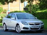 Vauxhall Vectra 1.8i VVT 140ps 2008.5 SRi..6 SERVICE STAMPS + 1 F/KEEPER