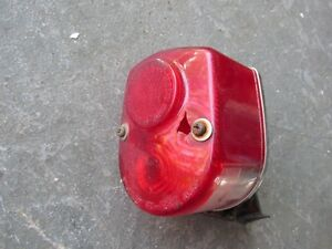 Honda Z50 tail light