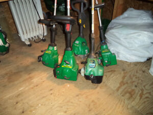 I will pay cash for your broken Weed Eater