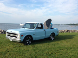 1969 CHEVY C10 SHORT BOX