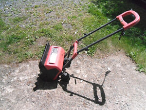 Electric Light Weight Snow Thrower