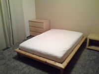 Furnished  Bedroom for rent at west available NOW