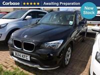 2014 BMW X1 sDrive 20d EfficientDynamics Business 5dr SUV 5 Seats