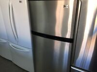 IDEAL ELECTRO REFRIGERATEUR LG STAINLESS TAXE INCLU