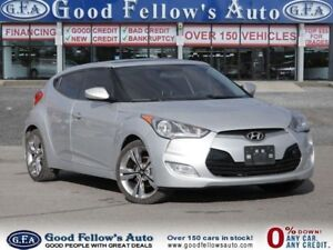 2013 Hyundai Veloster COUPE, SUNROOF, NAVIGATION, REARVIEW CAMER