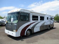 2002 Forest River Reflection Motor Home 38 ft REDUCED
